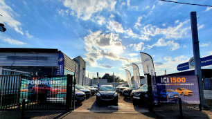 Nouvelle concession Ford Orly - Groupe PAROT
