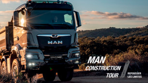 MAN Construction Tour 2021