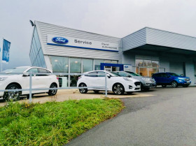 Votre concession Ford Saint-Junien - Groupe PAROT