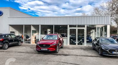 Votre concession Ford Mazda Cahors - Groupe PAROT