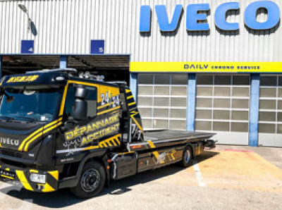 IVECO Fiat Professional Limoges - Groupe PAROT