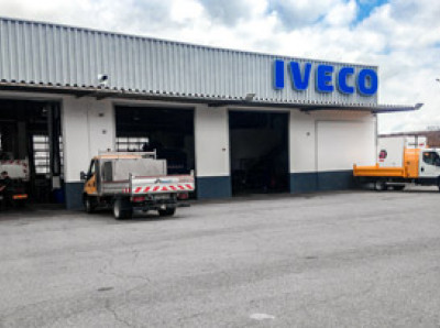 IVECO Toulouse Sud - Groupe PAROT