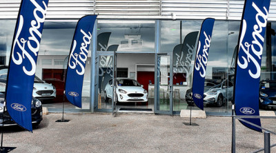 Votre concession Ford Orly - Groupe PAROT