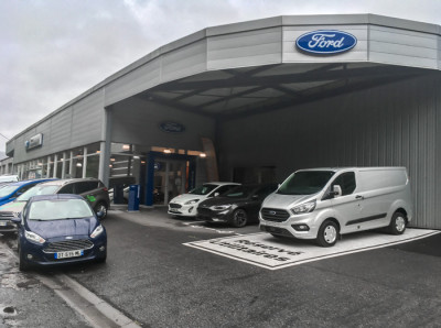 Ford Tulle - Groupe PAROT