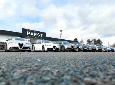 Ford Fiat Alfa Romeo Jeep Châteauroux - Groupe PAROT