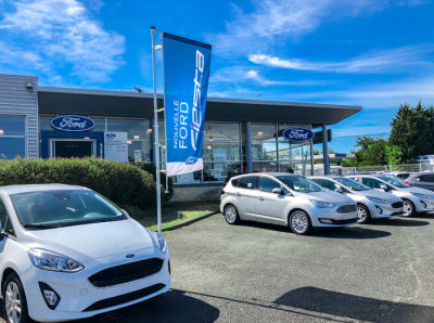 Ford Libourne - Groupe PAROT