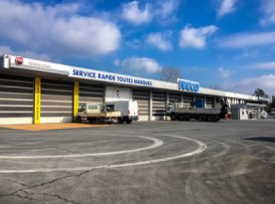 IVECO MAN Fiat Professional ZF Brive - Groupe PAROT