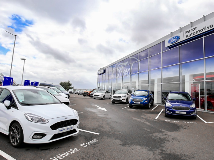Concession Ford Angouleme