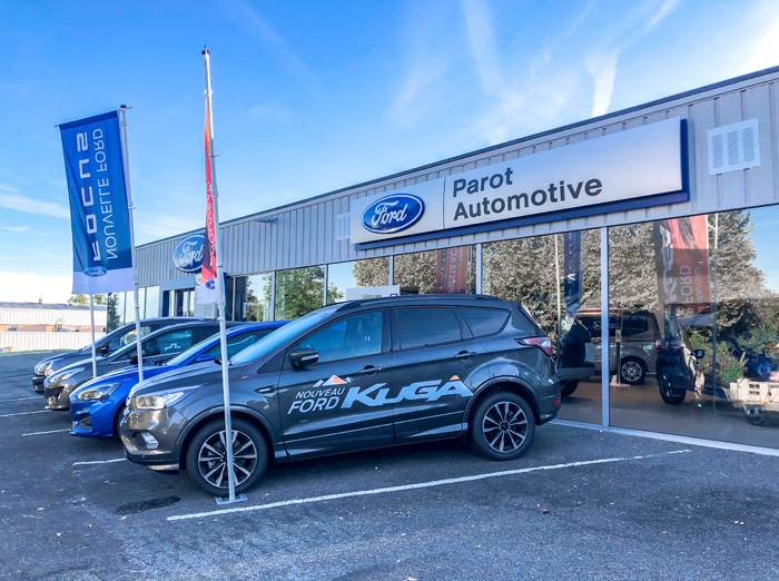 Concession Ford Langon