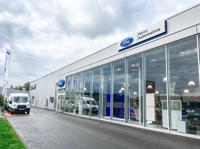 Concession Ford Limoges